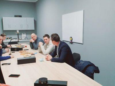 Олег Ермолаев посетил производство Genel Smoke
