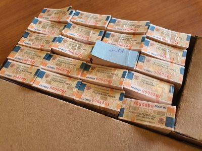 Genel Smoke получил акцизные марки
